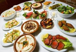 Lebanese Cuisine Ranked Among The 6 Healthiest Ethnic Cuisines!